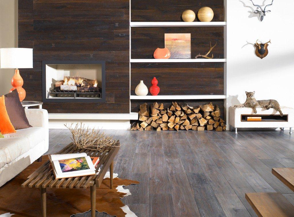 Oil Finished Hard Timber Planks