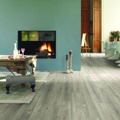 flooring in shades of gray