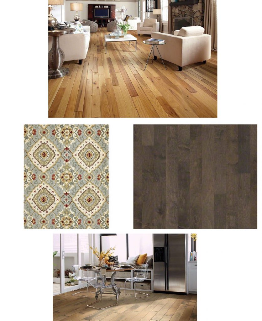 Rustic Hardwood Floors now at qualityflooring4less