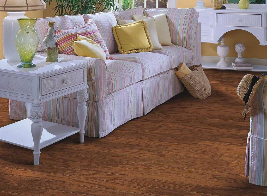 Shaw Heartland Hardwood Floor